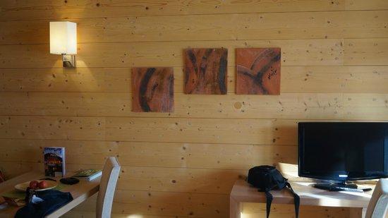 Forsthofalm : room