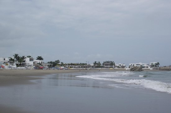 Royal Decameron Punta Centinela: Sector Playa