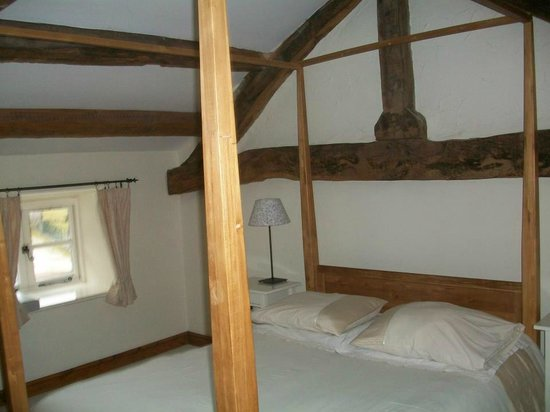Panorama Cottages: Bedroom