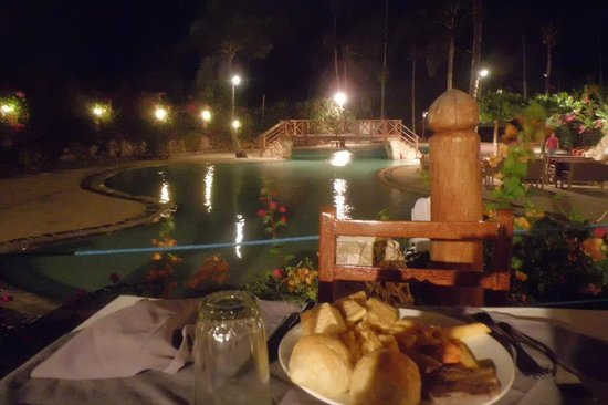 Palumboreef Beach Resort: cena