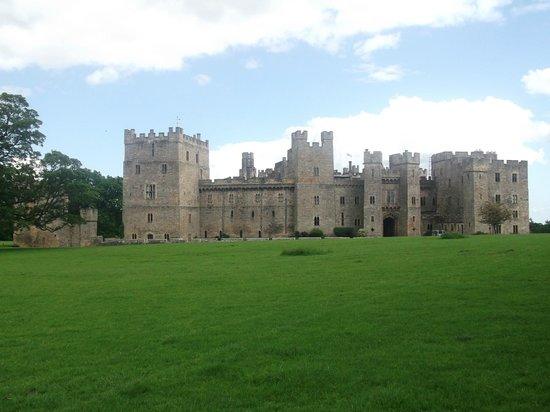 Darlington, UK: The Castle