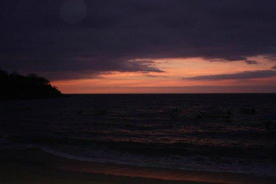Barcelo Puerto Vallarta: Sunset
