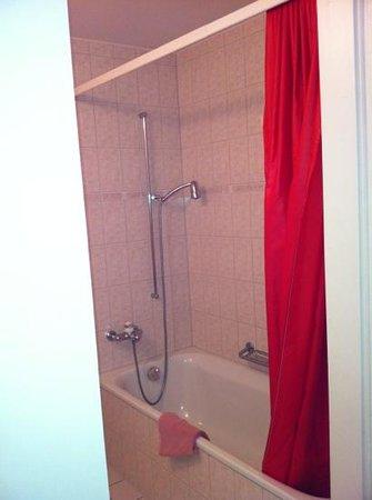 Hotel Hari im Schlegeli: Dusche