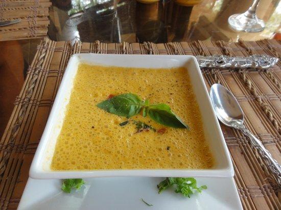 Pura Vida Pantry: Raw Soup to start