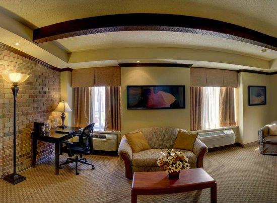 Clarion Inn Lafayette Airport: Room/Suite