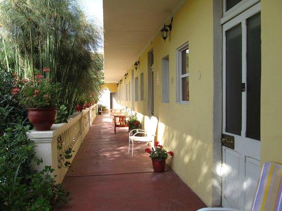 Casa de Avila - For Travellers: Las habitaciones en primer piso