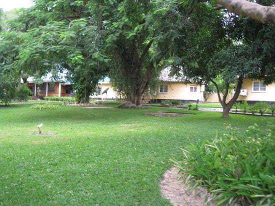 Senanga Safaris Lodge: view from room