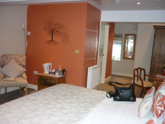 Tudor House: Wensleydale Suite