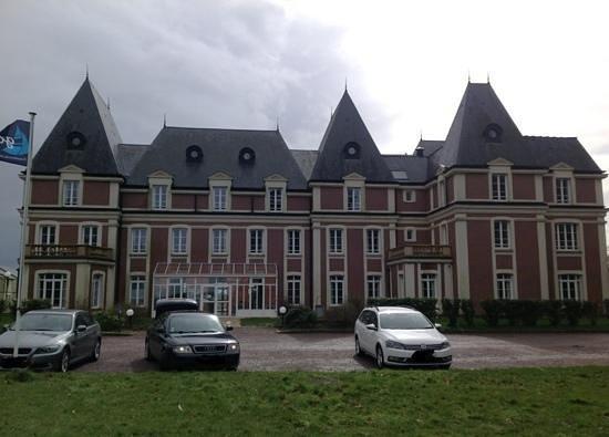 Residence Goelia Les Portes d'Etretat: residence les portes d'etretat