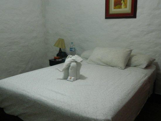 El Escudero Lodge: amplia, bien iluminada, limpia y bien adormada