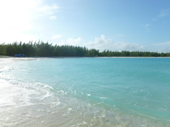 Sandals Emerald Bay Golf, Tennis and Spa Resort: Beach