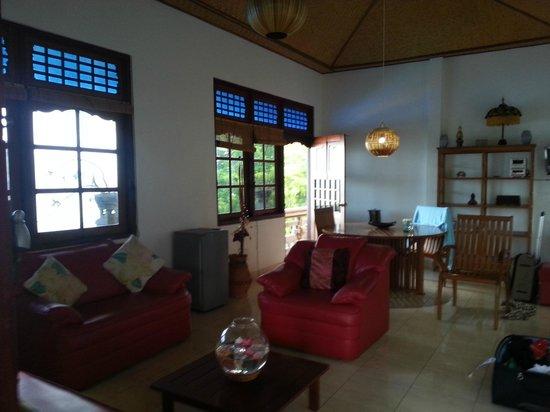 Pantai Mas: Appartement van alle gemakken voorzien