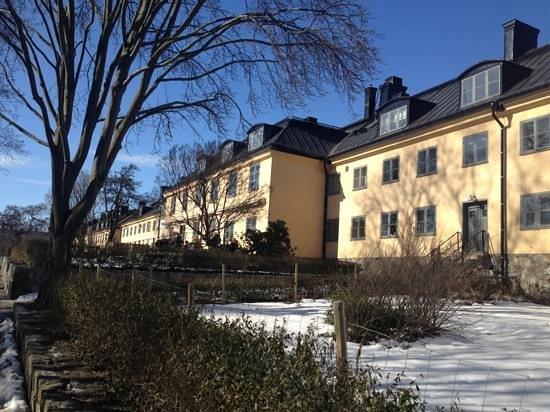Hotel Skeppsholmen: Wunderschön, auch im Winter