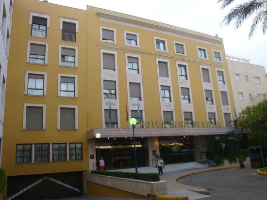 Hotel Zenit Sevilla : fachada