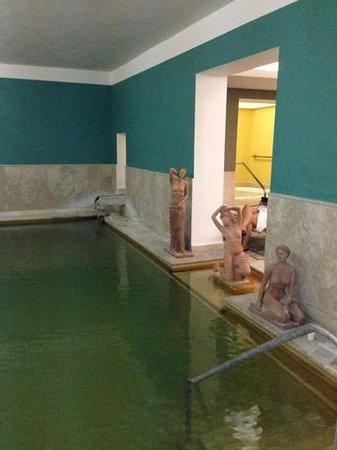 La vasca picture of albergo posta marcucci bagno - Hotel posta marcucci bagno vignoni ...