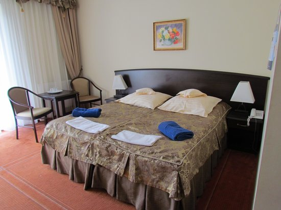 Sandra Spa: Наш номер в отеле