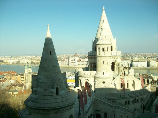 Hilton Budapest - Castle District: Fisherman's Bastion