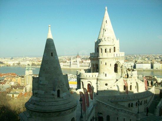Hilton Budapest: Fisherman's Bastion