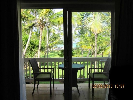 Barcelo Bavaro Beach - Adults Only: View from room