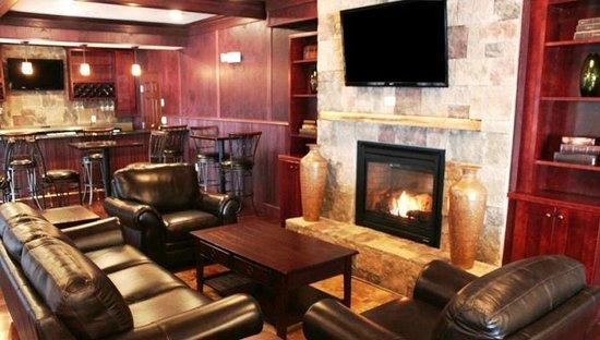 Noble Inn: Lobby area