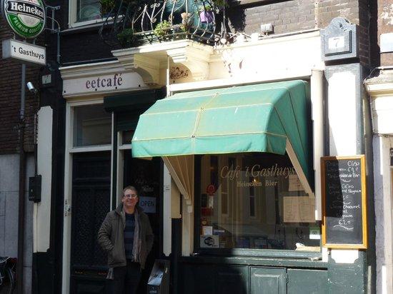Cafe 'T Gasthuys: Outside Het Gasthuys