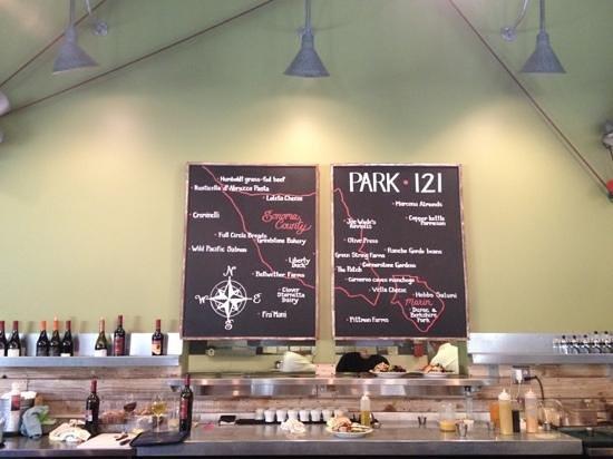 Homewood Winery: Park 121