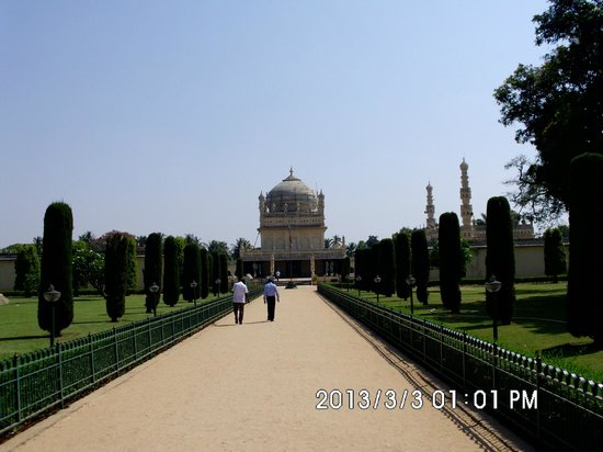 Srirangapatna: Tombs of Hyder Ali & Tipu Sultan