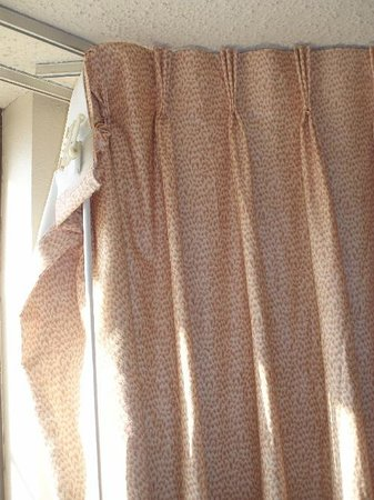 Whiskey Pete's Hotel & Casino: Curtain