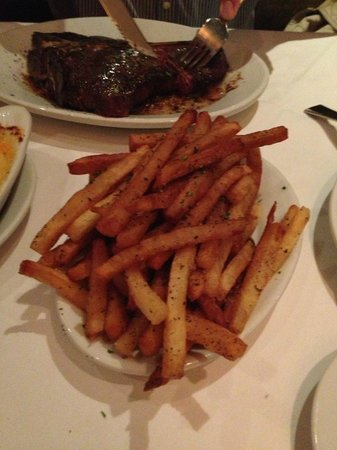 Ruth S Chris Steak House French Fries