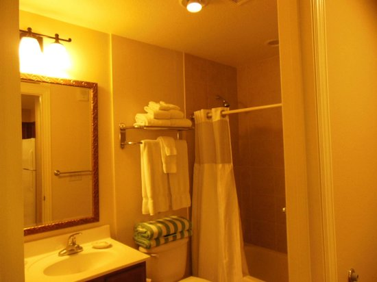 Wyndham La Cascada: Second bathroom