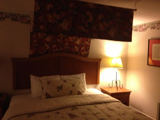 Arcady at the Sunderland Lodge: Inside our room