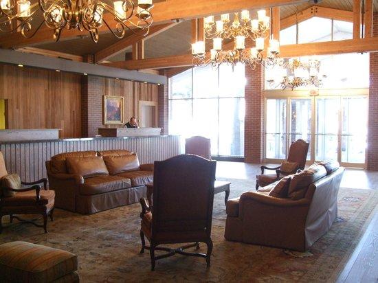 Little America Hotel Flagstaff: lobby
