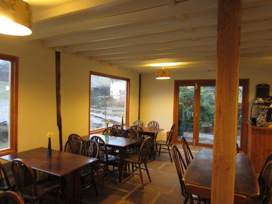 Wiston Granary: Charming interior