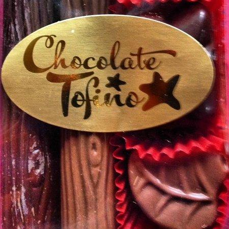 Chocolate Tofino : Decadent Delights!