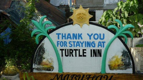 Turtle Inn Resort: Mabuhay!