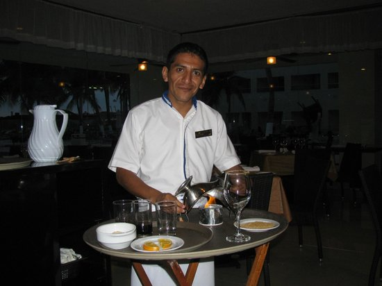 Dreams Huatulco Resort & Spa: Spanish coffee
