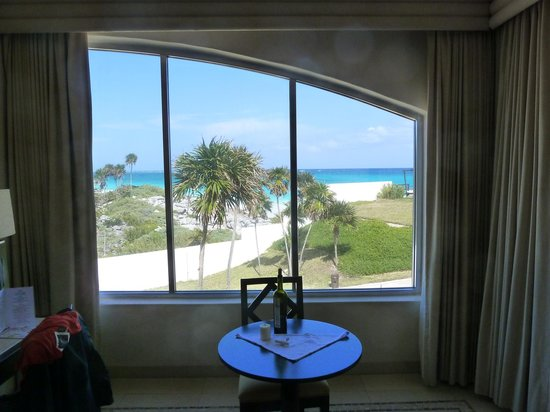Kore Tulum Retreat and Spa Resort: Views from the bed...
