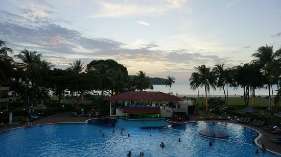Holiday Villa Beach Resort & Spa Langkawi: view from royal suite