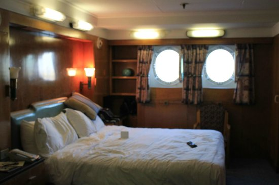 The Queen Mary: Standard Room