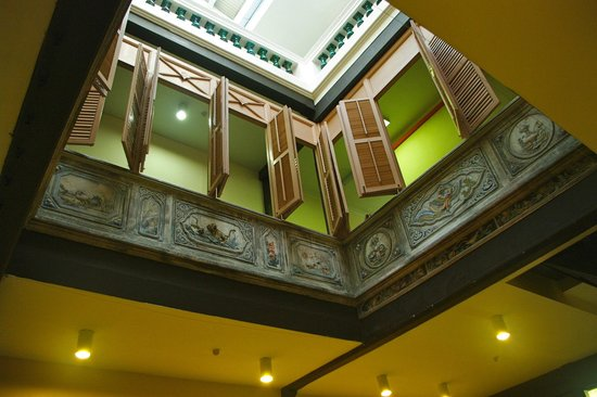 Hotel Puri: Intérieur de l'hôtel