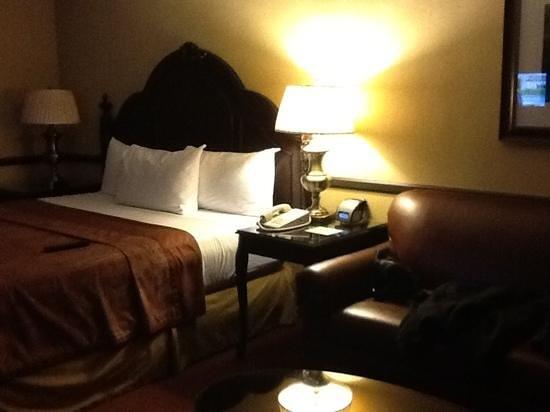 أيريس لودج ألباين: Ayres Lodge Room