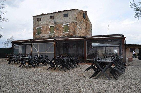 Trattoria Alle Vignole: Restaurante
