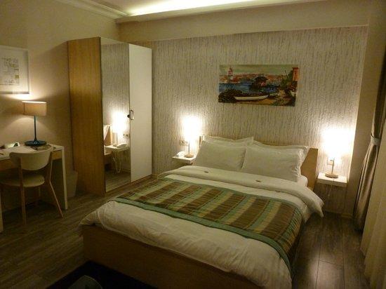 Elanaz Hotel Istanbul: Camera