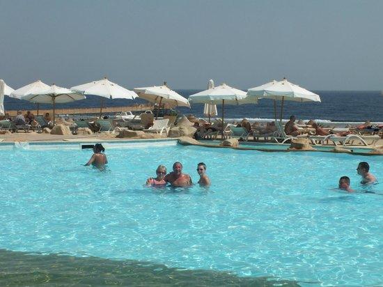 Rehana Royal Beach Resort & Spa: Lovely clean pool