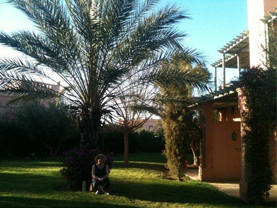 馬拉喀什棕櫚園村公寓飯店照片