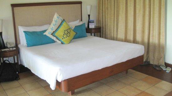 The Zuri Kumarakom: nice bed