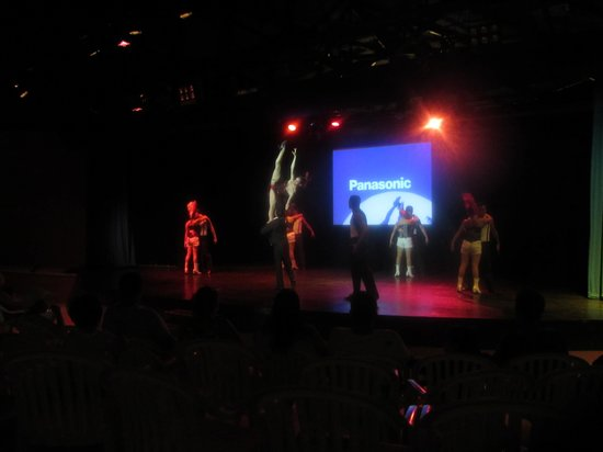 Azul Ixtapa Beach Resort & Convention Center: Dancers