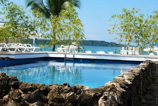 Hotel la Terraza: Pool
