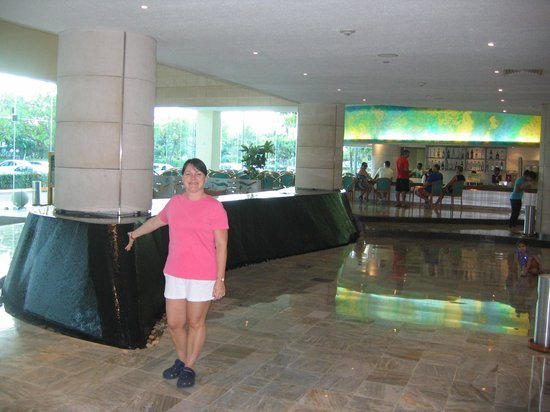Park Royal Cancun: Lobby / Bar