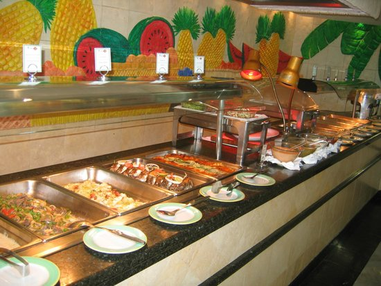 Review Buffet At Ginger Parkroyal On Beach Road: Picture Of Park Royal Cancun, Cancun
